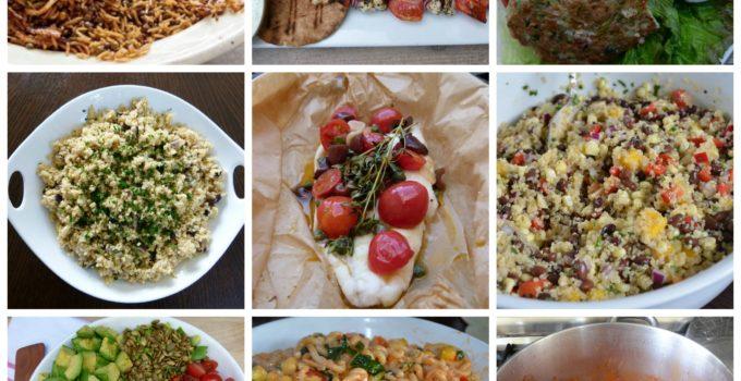 Dinner Planner:  Week of May 16th