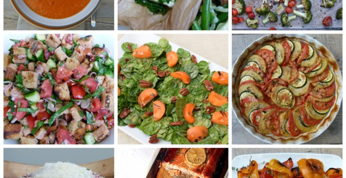 Dinner Planner:  Week of June 27th