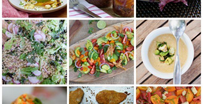 Dinner Planner: Week of July 25th